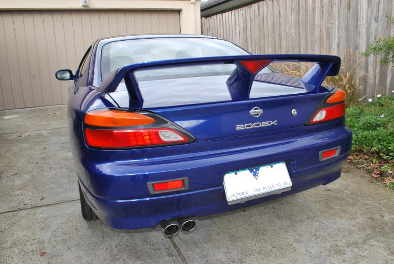 Rear S15